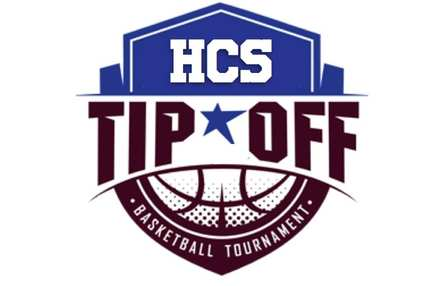 HCS Tip Off Basketball Tournament logo