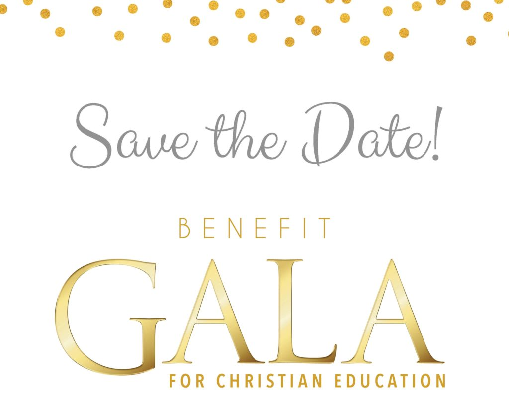 CSAGH Gala invitation