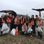NHS highway cleanup